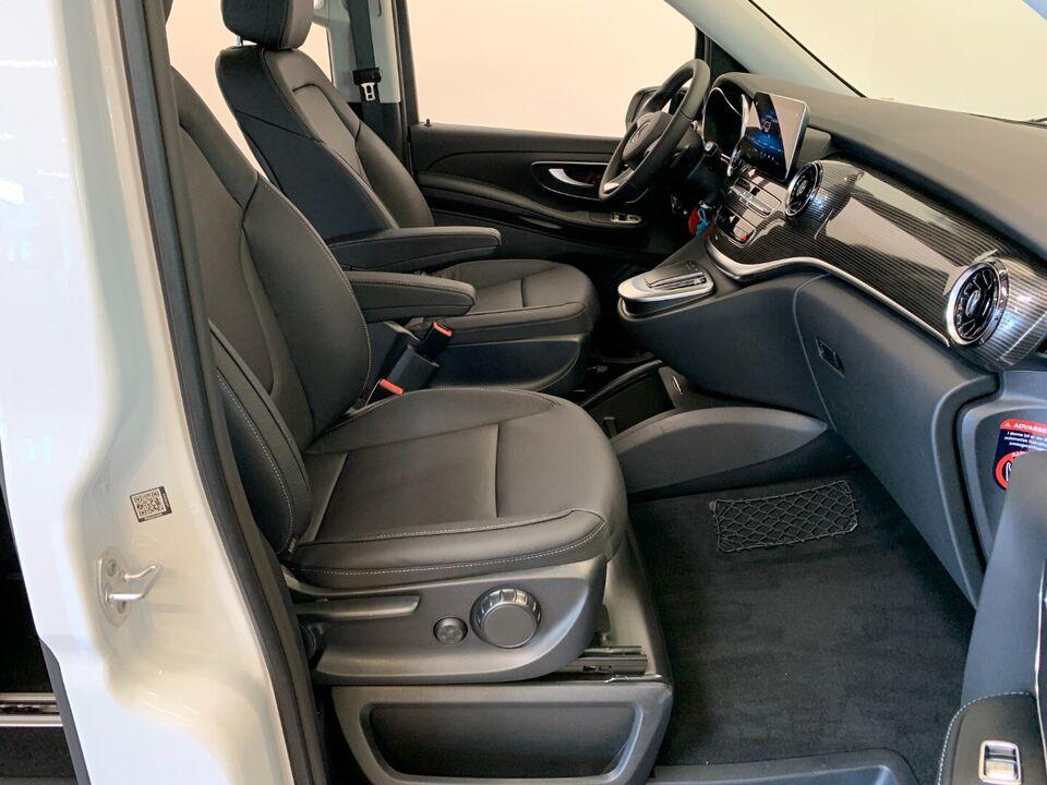 Mercedes EQV300 Avantgarde aut. L d, El, aut. Automatgear