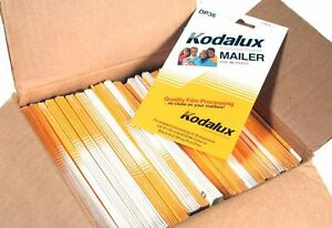 KODALUX-PROCESSING-SERVICES-MAILER-DP36-COPLLECTIBLES-LOT-OF-100