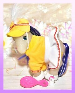 ❤️My Little Pony G1 VTG Strike Up the Band Pony Wear Clothing Outfit❤️