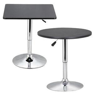 Au adjustable 360 swivel square round patio pub bar table for Home bar furniture au