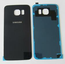 Samsung Galaxy S6 G920F Akkudeckel back cover Rückseite schwarz NEU !!!!!