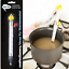 Glass Confectionery Thermometer Deep Frying Chef-Aid Kitchen Sweet Candy Chips