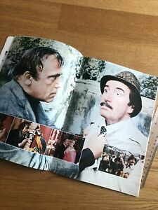 THE-PINK-PANTHER-STRIKES-AGAIN-Rare-Film-Souvenir-PROGRAMME-Peter-SELLERS-1976
