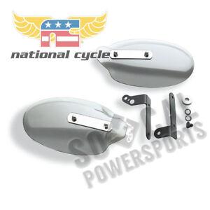 2004-2011 Harley-Davidson XL1200C Sportster 1200 Custom Hand Deflectors