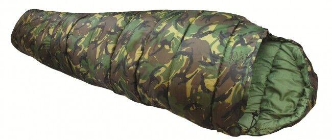CAMO MUMMY SLEEPING BAG DPM for military Army 3 season -5c