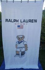 Polo Bear Ralph Lauren Sport Oversized Body Beach Towel Tennis