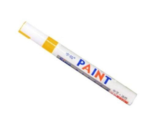 Paint Pen Marker UK Supplier Many Colours Car Tyre Tire Metal Permanent Pens