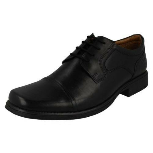 Mens Clarks Formal shoes Huckley Cap