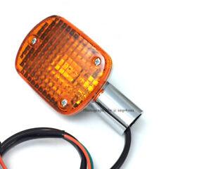 Rear pair Turn Signal Indicator stem for 84 85 Honda Shadow 700 VT700C VT 700