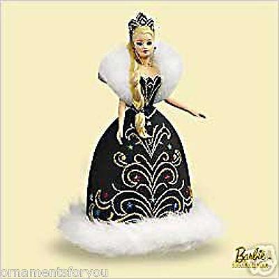 HALLMARK 2006 Celebration Barbie Ornament