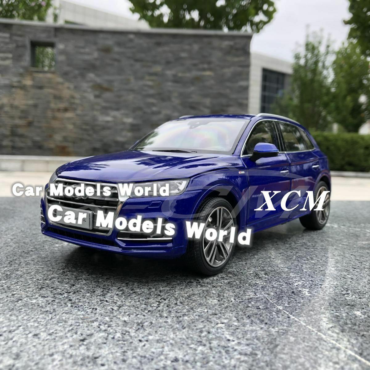 Car Model for All New Q5L Q5 L SUV 1 18 (Blau) + SMALL GIFT