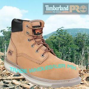 Pro Detalles Botas Seguridad Ver Timberland Original Tradicional Trabajo De Título Trigo PZiOkXu