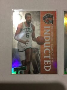 2016-17-Aficionado-Inducted-150-Bill-Russell-Boston-Celtics