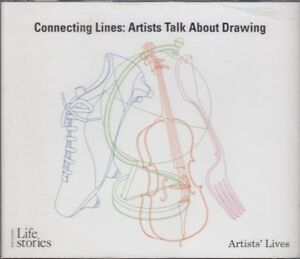 Connecting-Lines-Artists-Talk-About-Drawing-British-Library-2CD-Audio-FASTPOST