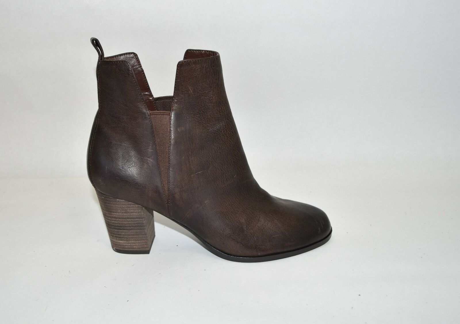 New  Cole Haan Cassidy II Bootie BrownLeather w05328 Size 8 T39 MSRP  300