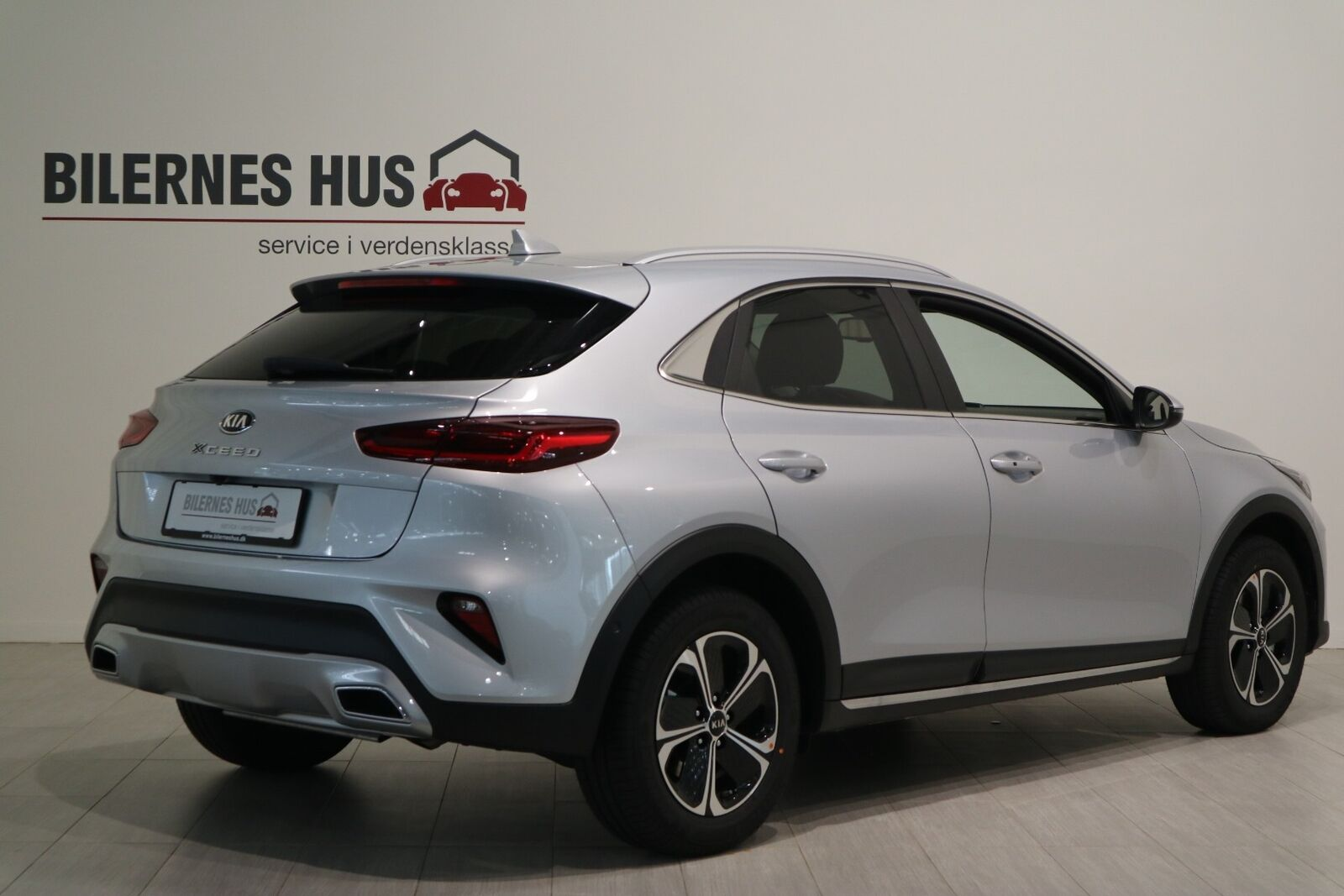 Kia XCeed 1,6 PHEV Upgrade Intro DCT - billede 1