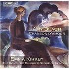 Amy Beach - : Chanson d'amour (2002)