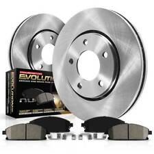 New Listingpower Stop Koe5133 Disc Brake Kit For 96 98 Saturn Sc1 Sc2 Sl Sl1 Sl2 Sw1 Sw2