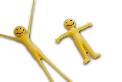 Stretchy Smiley Men Pinata Toy Loot//Party Bag Fillers Wedding//Kids