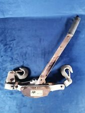 Buffalo Steel Cable 2 Tonne Hand Power Puller No Mp2 T Winch Come Along