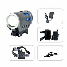 US Cree XM-L2 U2 900LM Bike Light Headlight with Angel Eye Daytime Running Lamp