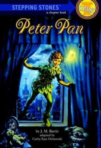 1 of 1 - Peter Pan (A Stepping Stone Book(TM))-ExLibrary