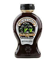 Dutch Gold Buckwheat Honey - 1 Lb Bottle - Free Expedited Shipping