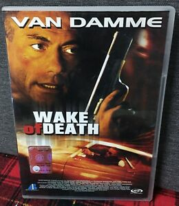 Dettagli su Wake Of Death DVD Jean Claude Van Damme Action Movie Ex Noleggio Come da Foto N