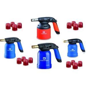 Loetlampe-Bunsenbrenner-Loetbrenner-verschiedene-Ausfuehrungen