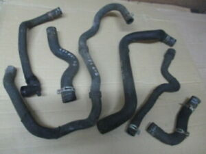 PEUGEOT-207-1-6-HDI-110-BHP-DIESEL-DV6-SELECTION-OF-RUBBER-COOLANT-PIPE-PIPES