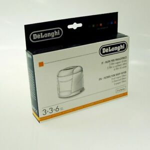 DeLonghi Filterset F6-12 F 612 622 626 F 627 5525102200 Filter Ölfilter