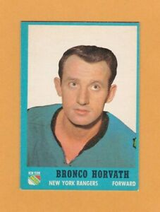 1962-63-NHL-Topps-63-Bronco-Horvath-ExMt