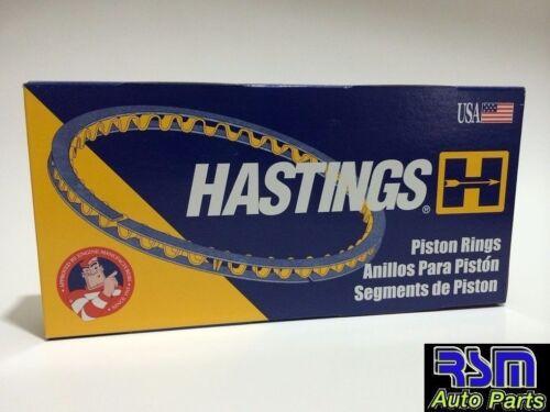 Hastings Pistons Rings for Hyundai Santa Fe Sonata 01-04 2.4L G4JS