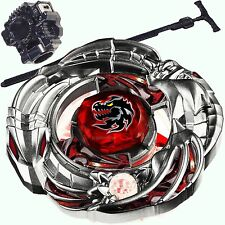 Dark Knight Dragooon / Ronin Dragoon Beyblade STARTER SET w/ Launcher & Ripcord!