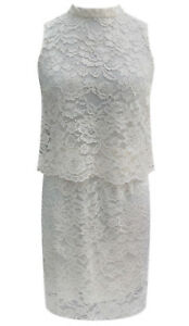 Topshop-Special-Occasion-off-white-Scalloped-Lace-2-tier-Dress-New-uk-sizes-8-18