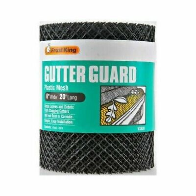 Lot Of 6 Rolls Frost King Vx620 20 X 6 Quot Gutter Guard