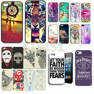 Fashion-Cute-Fuuny-Design-Pattern-Case-Cover-Back-Protector-For-iPhone-4S-5S