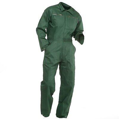 Sweat Life® Herren Overall Arbeitsanzug Grün Direktverkaufspreis