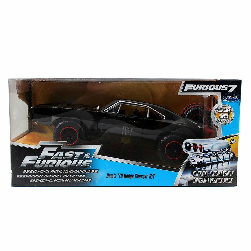 Jada 97038 - 1 24 Scale - Fast & Furious 7 - Dom's Dodge Charger Off Road Vers