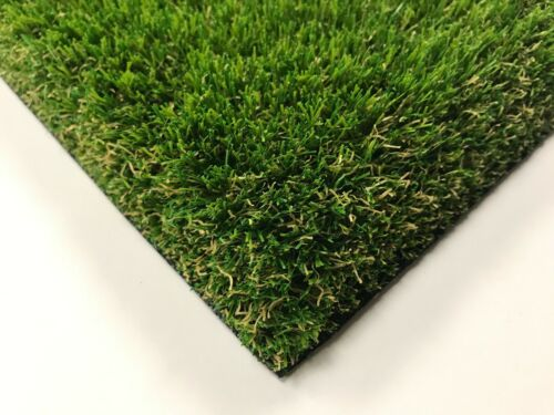 Monaco artificial Grass 40mm Astro Lawn Fake Turf FREE Next Day Delivery