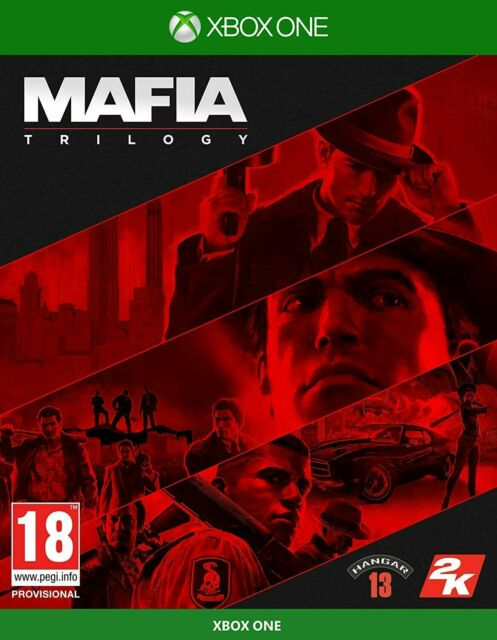 MAFIA TRILOGY XBOX ONE PREORDER August 28, 2020 NEW & SEALED