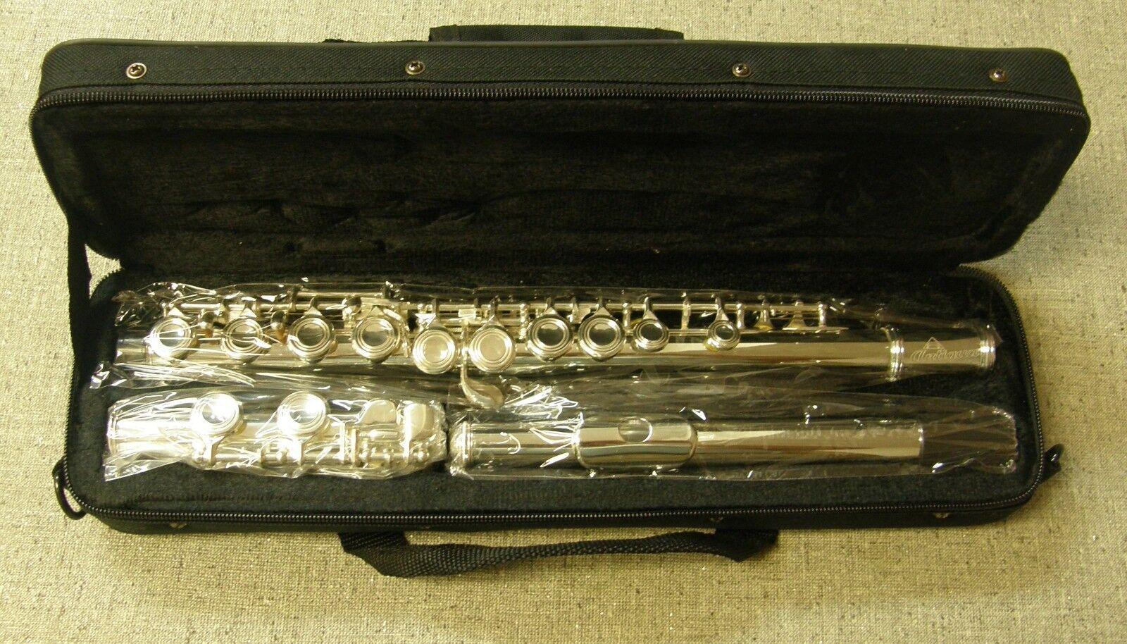 Nuevo Antiqua C flauta hoyo cerrado-Envío Gratuito-Mejor Precio    9be40e