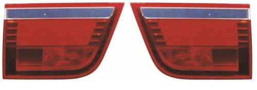 BMW X5 E70 2006-2010 Inner Boot LED Rear Tail Light Lamp Pair Left /& Right