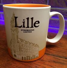 Starbucks City Mugs Lille Global Icon Series Lille NEU mit SKU Nummer