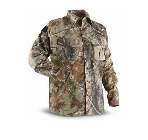 Scent Shield RECON S3 Rip Stop L S M Shirt Mossy Oak Break Up Infinity FAST  AF5