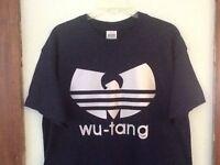 Wu Tang Clan T-shirt Ghostface Killah Hip Hop Oakland Jordan Retro Nas Jay-z