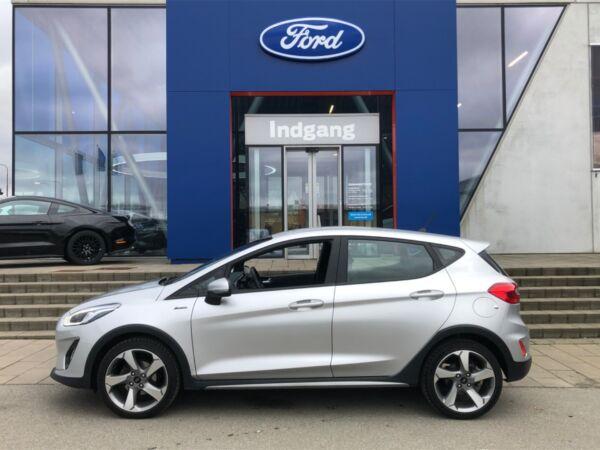 Ford Fiesta 1,0 SCTi 140 Active I - billede 4