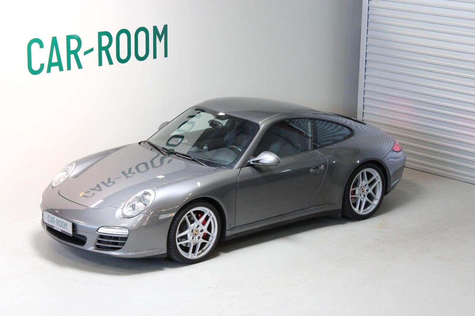 Porsche 911 Carrera 4S 3,8 Coupé PDK 2d - 5.392 kr.