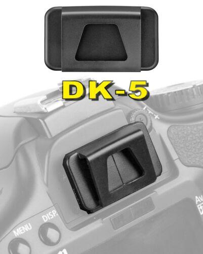 DK-5 COPRIOCULARE COPRI MIRINO OCULARE NIKON AI FOTOCAMERA D3400 D3500 D7000 D70
