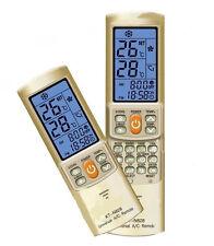 Mini Split AC Remote Samsung, Sharp, TCL, Toshiba, Whirlpool, Universal Remote